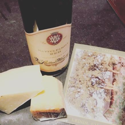 V. Satturi Wine and Cheese